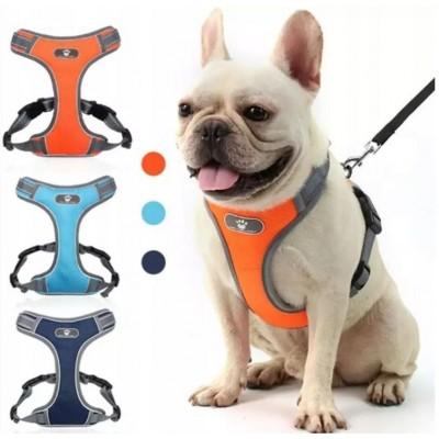 Obroża z kwiatami dla psa lub kota na ślub -  FLORENCE lila