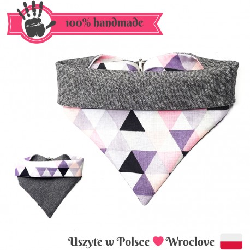 ALIS - apaszka, bandana dla psa lub kota